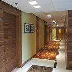 Room's corridor