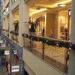 Центральный торговый центр Риги в двух шагах от отеля