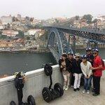 Duoro river bridge
