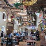 Sassagoula Dining area