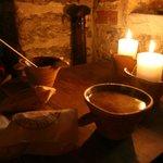 Elk soup