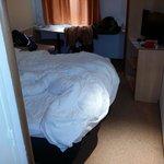 tres petite chambre