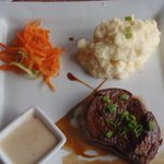 Filet Mignon is comparable to Matira Beach. It's good!