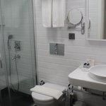 Łazienka, fajny prysznic