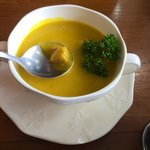 Great pumpkin soup