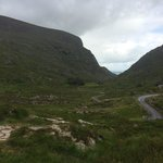 The view from the Kenmare side of the 'Gap'