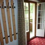 Gletschergarten room 21 hallway