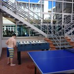 Table Tennis and Football