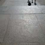 The step where M.Luther King Jr made his famous speech...
