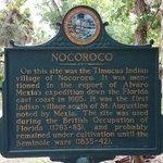 Tomoka State Park Historic Plaque - Florida