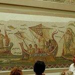 Museo Bardo: Tunisi: Tunisia: ulisse