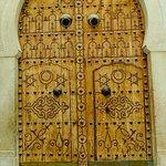 Museo Bardo: Tunisi: Tunisia: portone esterno museo