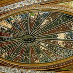 Museo Bardo: Tunisi: Tunisia: un soffitto