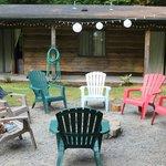 Foto de Horse Creek Lodge & Outfitters