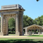Memorial Arch and Pavilion