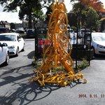 Tour De France Sculpture
