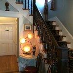 Entry foyer. Pretty.