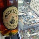 Ground Zero view (and Bourbon!)