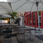 LE DÔME - PROVINS - Terrasse