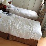 海側のベッドルーム