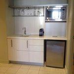 kitchenette, lifestyle room