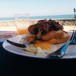 Buffet Breakfast at Blu