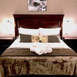All rooms are elegantly designed and kept crisp clean. Room 6