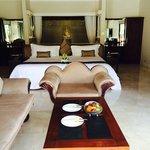 Terrace Villa 1 internal. Pure opulence
