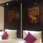 ホテル室内の写真
