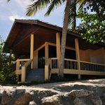 The Beach Front Family Bungalow