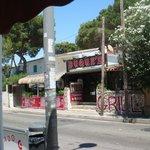 Grill Duque`s neben dem Ayron Park Hotel