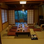 I have stayed in Yokikan for a night