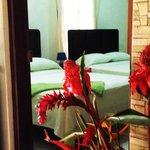 Photo de Hotel y Hostal Yaxkin Copan