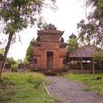 ホテル近くの寺院