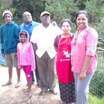our family with Jp Ram and Loga