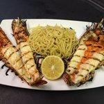 Nigerian shrimp