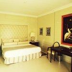 Elegantly designed room
