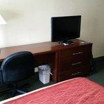 Double Queen Room - 304 - Flat Screen TV