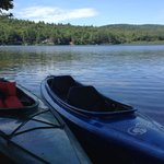 Lets pack a lunch and Kayak around -for a few hours!