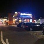McDonald's next to hotel