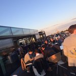Roof top bar is a must visit