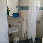 Bathroom (bring your own sampoo)