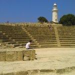 Odeon Roman amphitheatre