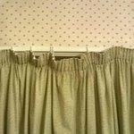 état délabreux des rideaux