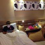 Kids twin room
