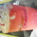 Frappe ,Strawberry and Bananas!!