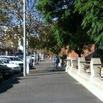 City Street - Adelaide