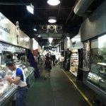 Adelaide Central Market Vendor Booths