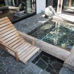private onsen n footbath