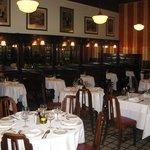 Ecco Restaurant Dining Room